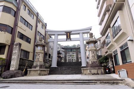 City Gate Nagasaki City 新闻类图片