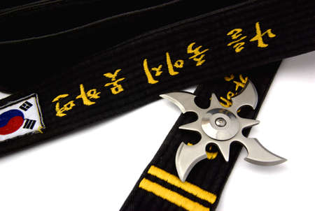 Shuriken Foto de archivo - 2384711