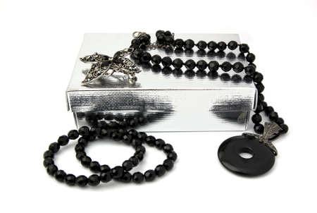 black onyx: Onyx gift