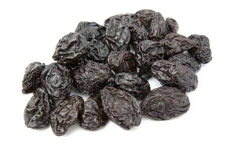 dried plums:     Dried Plums black