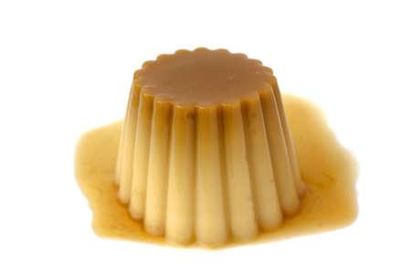 Delicious caramel photo