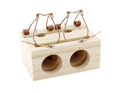 mechanical mouse: Mousetrap timber