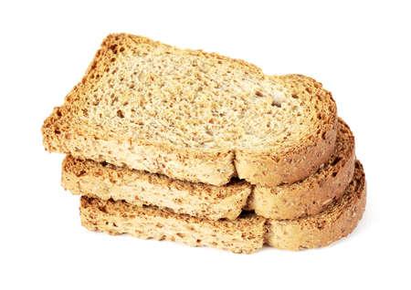 Toast bread mold integral photo
