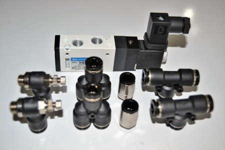 pneumatic: Pneumatic equipments, booster valve Editorial