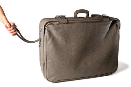 Large travel bag of 80s