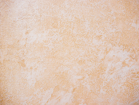 concrete surface finishing: Beige Plastered Concrete Wall Background Texture Detail Stock Photo