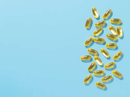 Vitamin D3, Omega or Evening Primula capsules