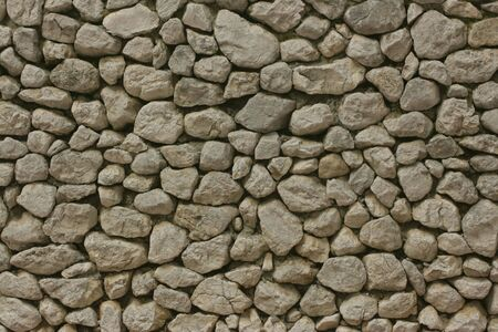 walling: A pleasing texture which is derived from drystone walling from the limestone areas Stock Photo
