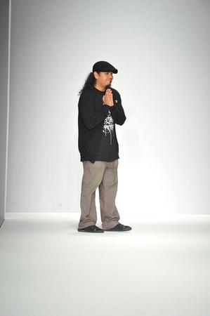 ロサンゼルス、カリフォルニア州 - では、13 年 3 月: デザイナー ロザリオとスタイル ファッション週秋 2014 年は LA ライブ イベント デッキで 2014 年