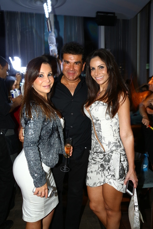 cia: MIAMI - JULY 19: General view and guests of afterparty for Cia Maritima during MBFW Miami Swim on July 19, 2014 in Miami Beach Florida