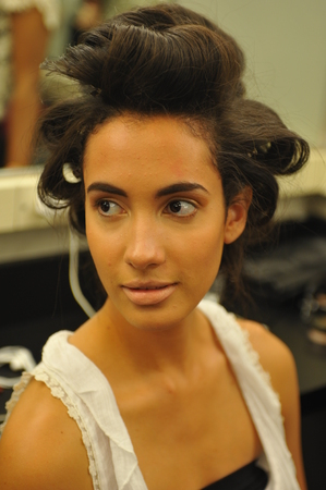 top model:
