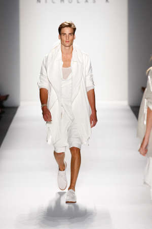 SpringSummer 2012 Collection Mercedes-Benz Fashion Week