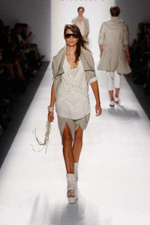 SpringSummer 2012 Collection Mercedes-Benz Fashion Week
