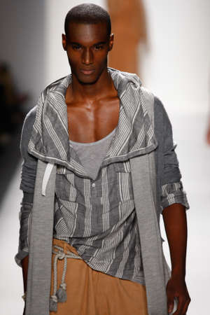 Spring/Summer 2012 Collection Mercedes-Benz Fashion Week