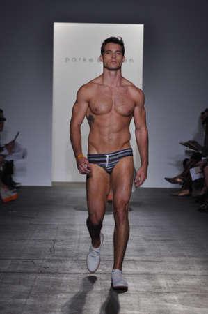 Parke Ronen - Mercedes-Benz Fashion Week New York SpringSummer 2012