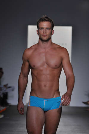 Parke Ronen - Mercedes-Benz Fashion Week New York Spring/Summer 2012 Stock Photo - 14144633