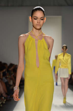 Ruffian - Mercedes-Benz Fashion Week New York Spring/Summer 2012