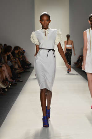 Ruffian - Mercedes-Benz Fashion Week New York SpringSummer 2012