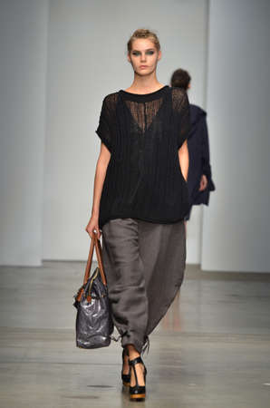 editors: United Bamboo Mercedes-Benz Fashion Week SpringSummer 2012