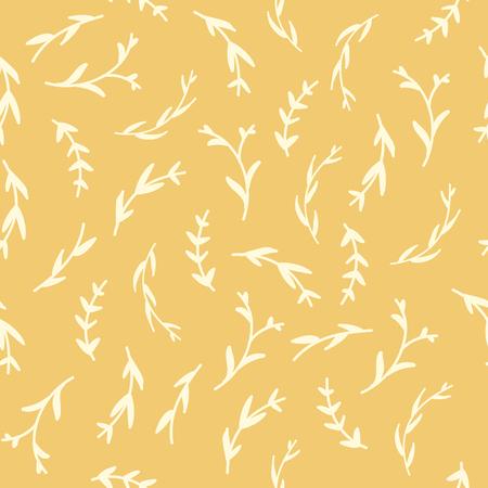 rosemary: Essential oil vector seamless pattern. Thyme, rosemary, lavender, basil, citronella, pine, peppermint. Illustration. Illustration