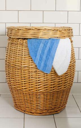 splice: Laundry basket