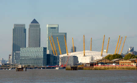 Canary wharf londons new centre of finance photo
