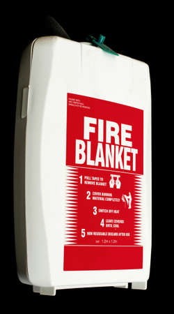Fire blanket photo