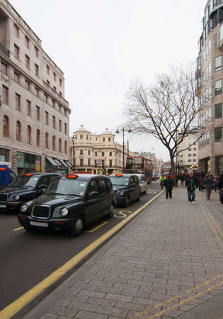 London black taxis