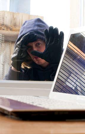 House burglar photo