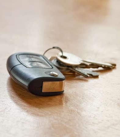 Car keys and fob photo