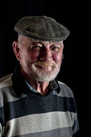 Glücklicher alter Mann Standard-Bild - 14873862