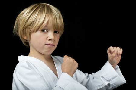 Karate Stock Photo