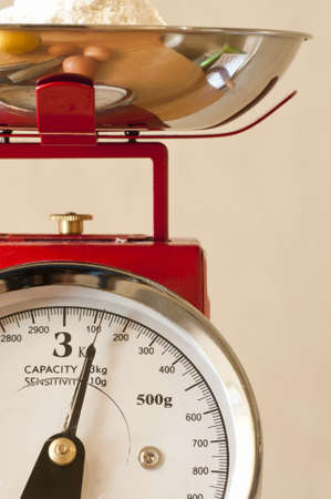 kitchen scale: Weighing scales