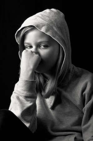 Victim of bullying Stock Photo - 18693161