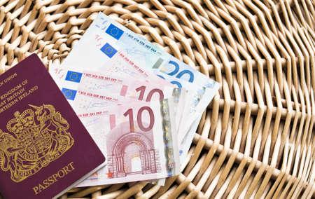 british money: Holiday