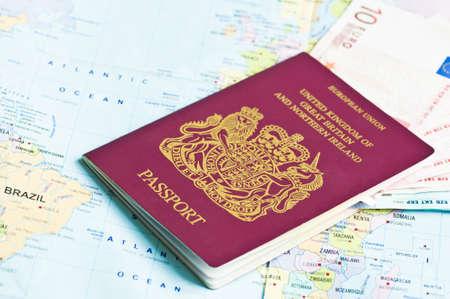 overseas visa: Travel visa