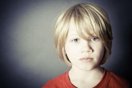scared child: Scared child