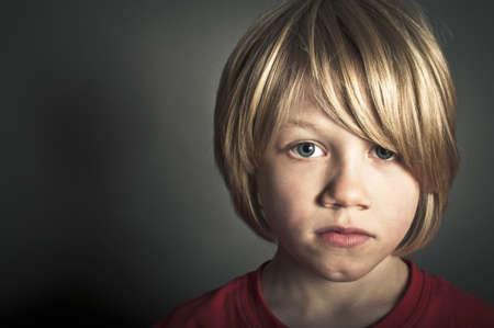 Missbrauchten Kindes Standard-Bild - 20540590
