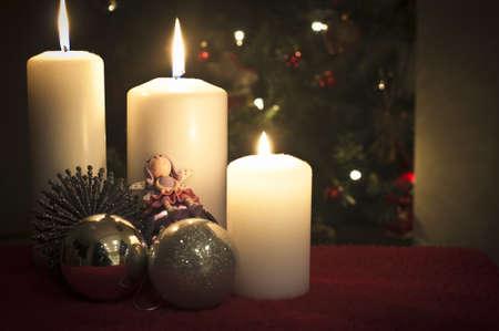 Christmas eve photo