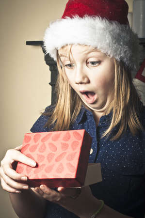 Christmas surprise photo