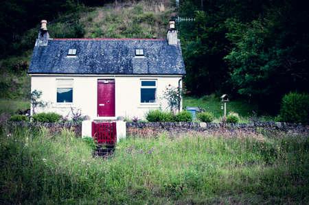 croft: Retro cottage