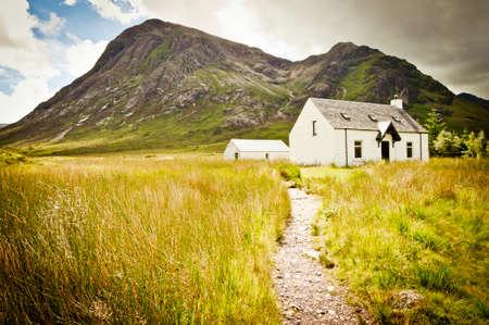 Glencoe in Schottland Standard-Bild - 22647494
