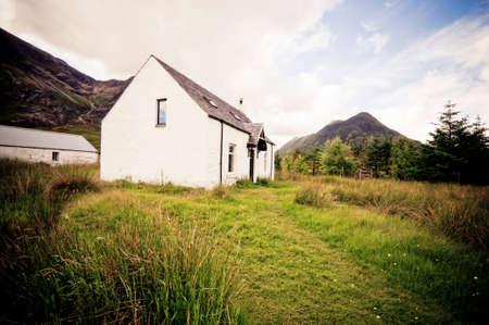 blackrock: Old cottage Stock Photo