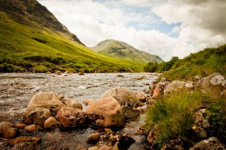 loch: Glencoe in scotland