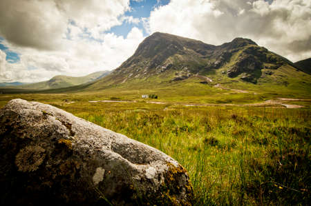 loch: The mountains of glencoe