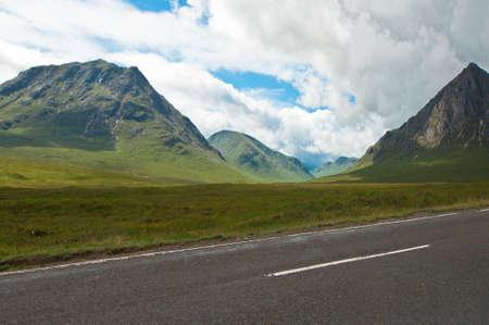glencoe: Glencoe in scotland