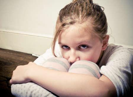 Traurigkeit Standard-Bild - 23841590