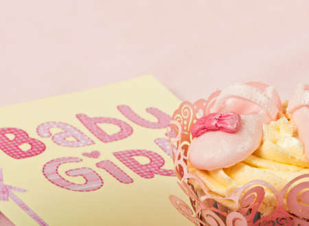 baby shower party: Its a girl