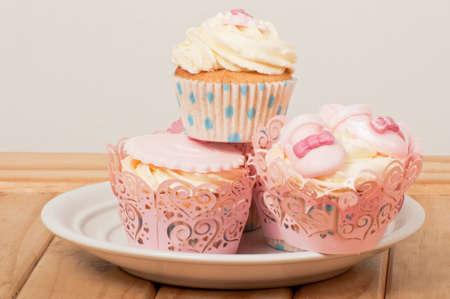 gumpaste: Fancy cupcakes