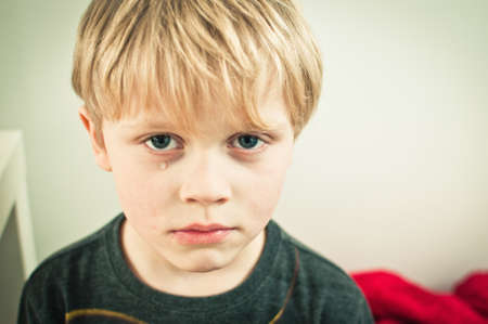 crying eyes: Crying child Stock Photo